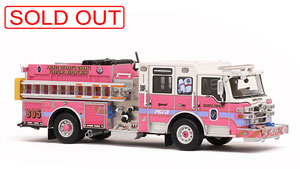 """PGFD """"Courage"""" E805 replica now sold out"""