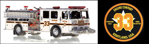 The final replica in Kentland series just announced