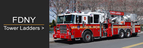 Shop FDNY Tower Ladder scale models