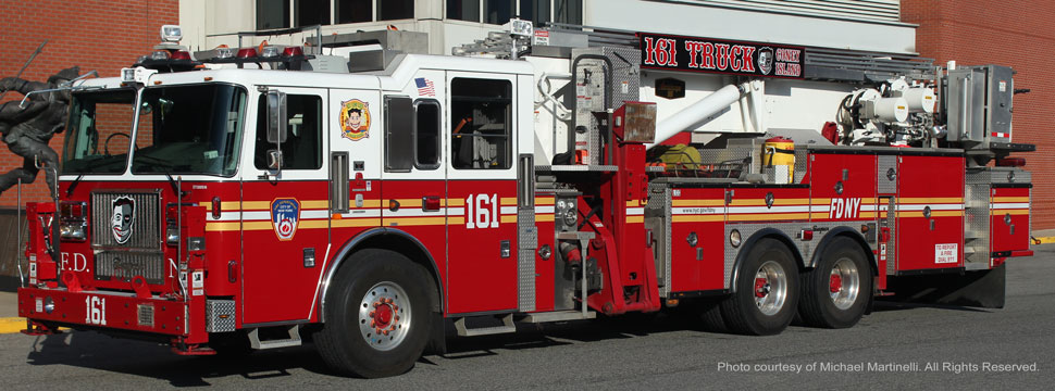 FDNY Tower Ladder 161
