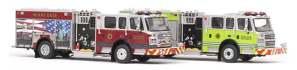 Save $50 when you purchase both Rosenbauer Engines together!