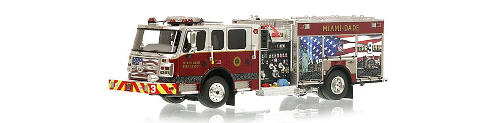 Miami-Dade Engine 3 9/11 Tribute