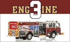 Miami-Dade Engine 3 - 9/11 Tribute