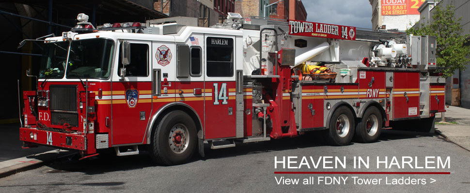 View all FDNY Tower Ladder scale models