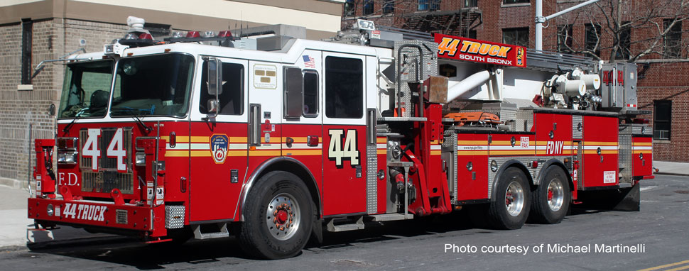 FDNY Tower Ladder 44