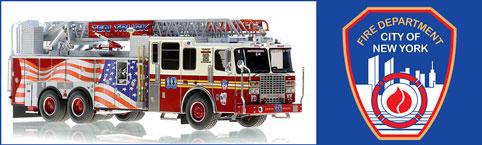 Shop FDNY Scale Models including Ten Truck