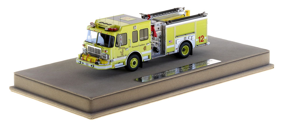 CFD Engine 12 includes a fully custom, display-ready case.