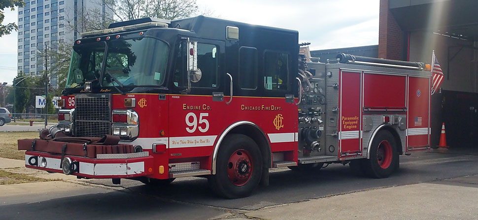 Chicago Spartan Engine 95