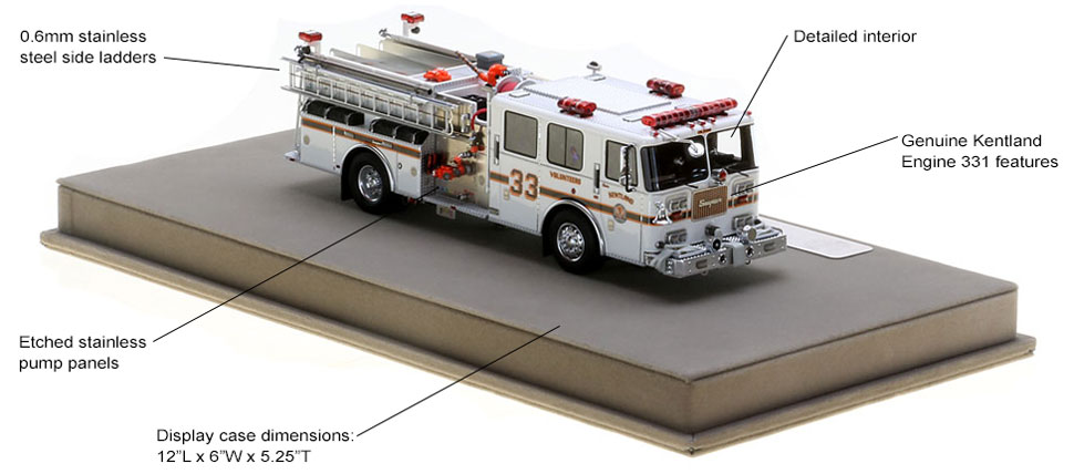 Order your Kentland Engine 331 today!