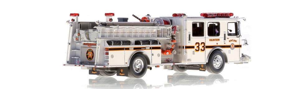 Kentland Engine 331 is limited to 175 units