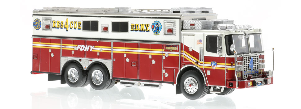 FDNY Rescue 4 features razor sharp accuracy
