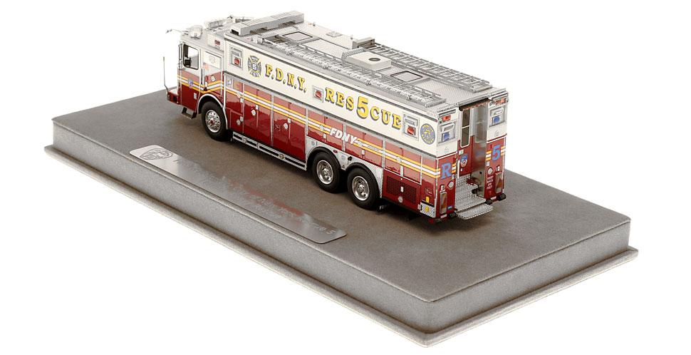 Order your FDNY Rescue 5 replica today!