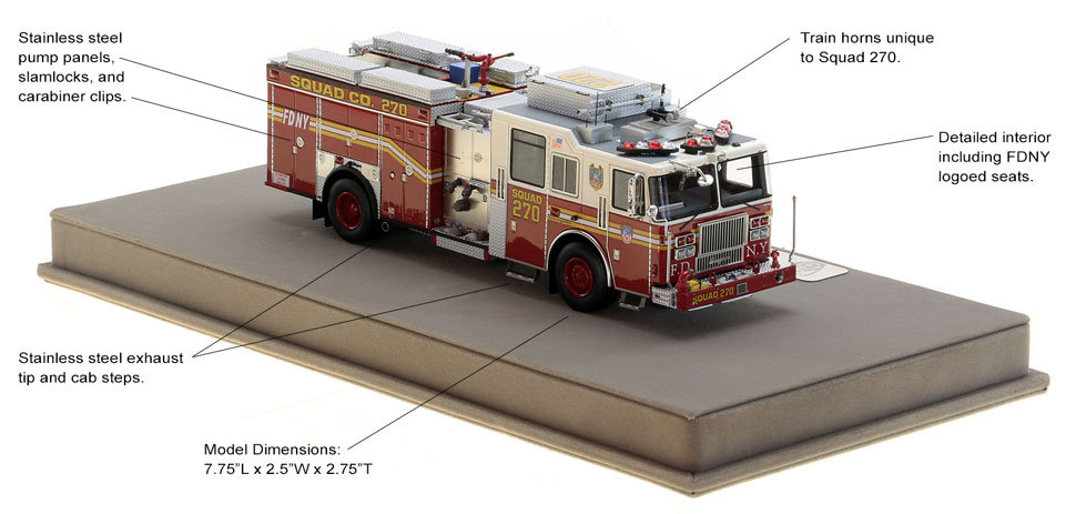 Order your FDNY Squad 270 today!