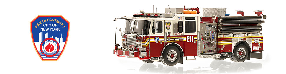 Add FDNY KME Engine 211 to your collection!