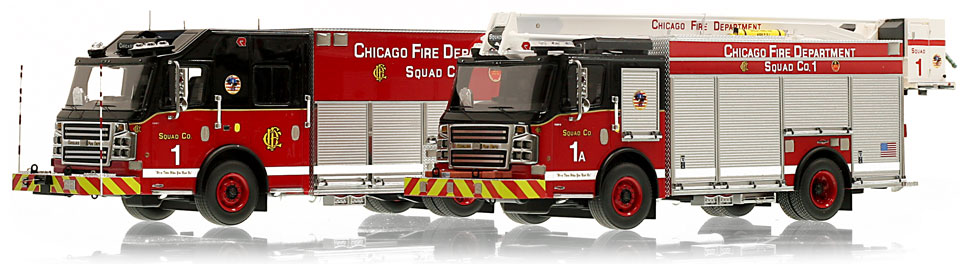 Each CFD Squad 1 set is limited to 100 units.