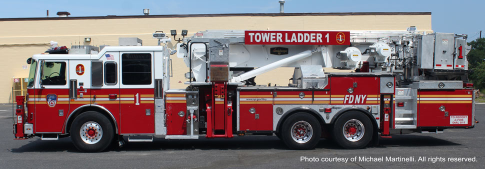 FDNY Tower Ladder 1