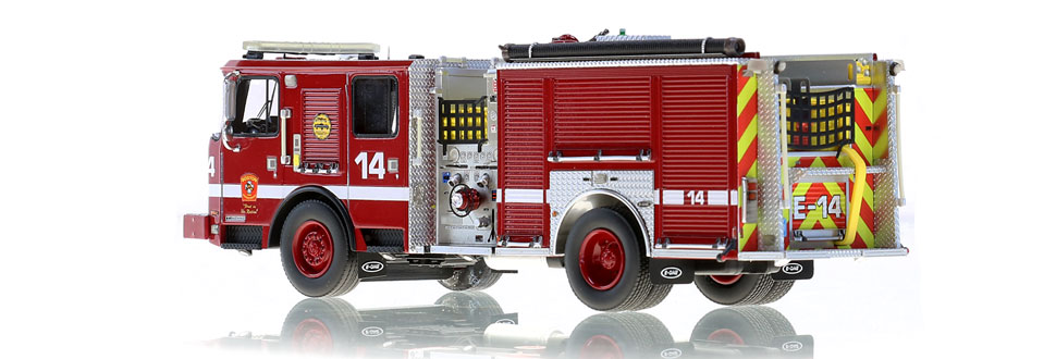 Boston E14 is limited to 125 units.