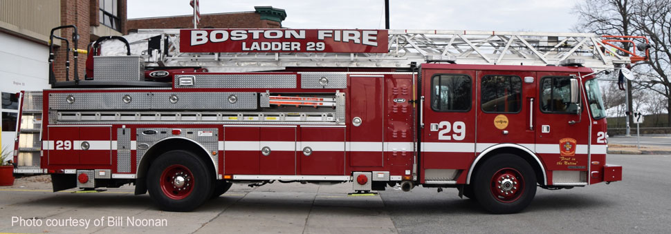Boston Ladder 29