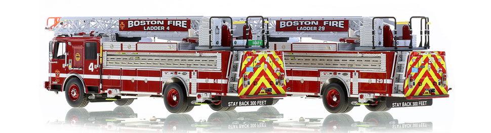 Order your Boston Ladders 4 and 29 today!