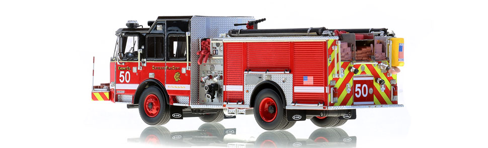 Production of CFD E50 is limited to 100 units.
