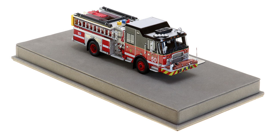 Order your Chicago Engine 50 today!