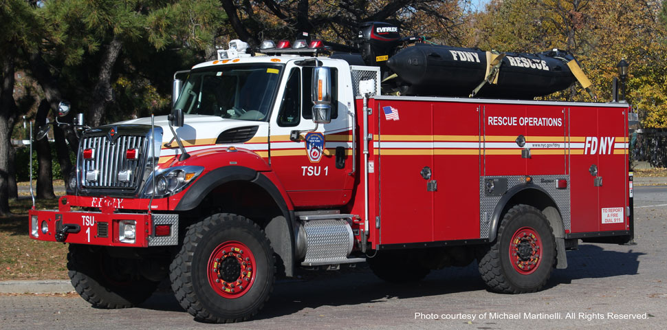 FDNY Tactical Support Unit 1