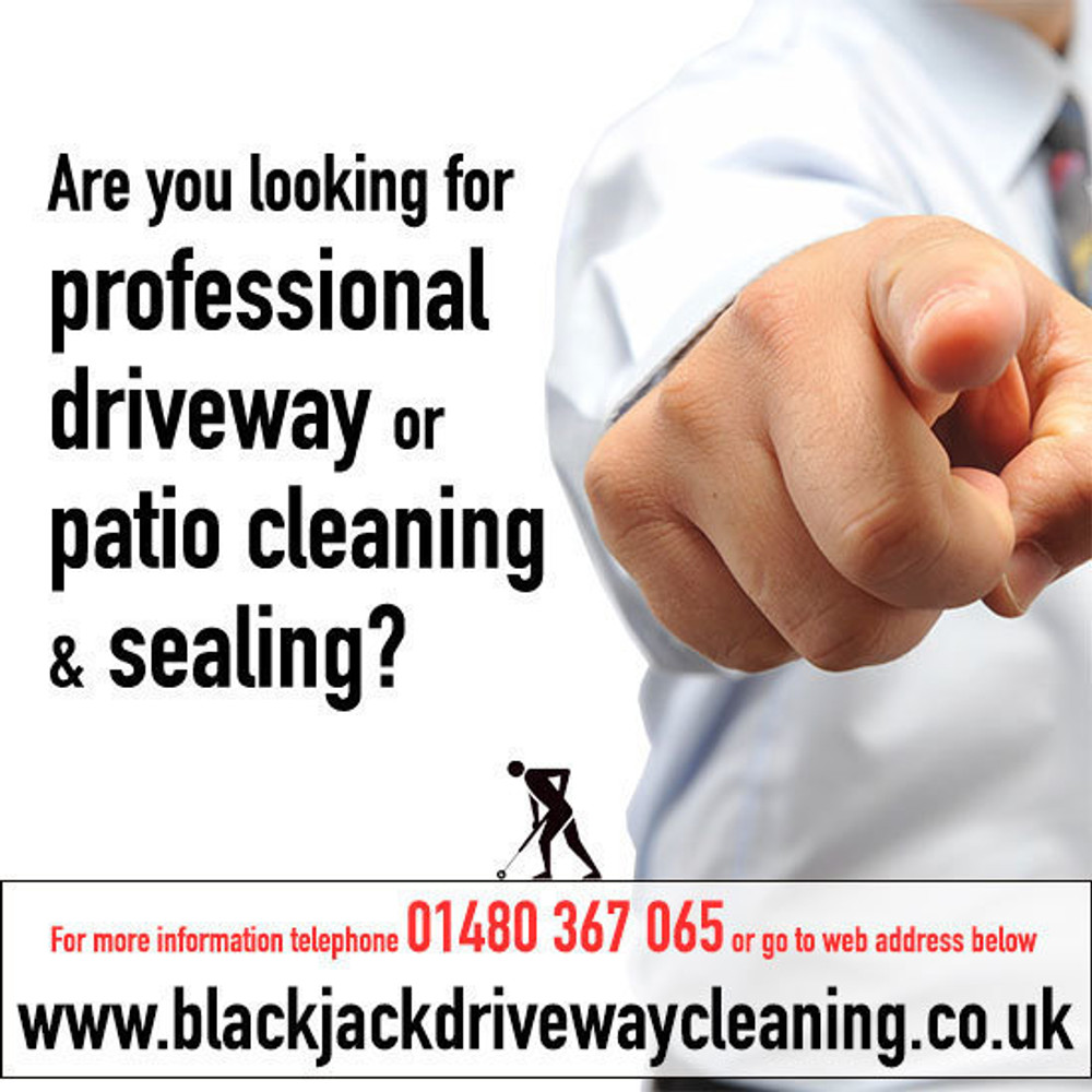 Professional Driveway and Patio Cleaning and Sealing Service