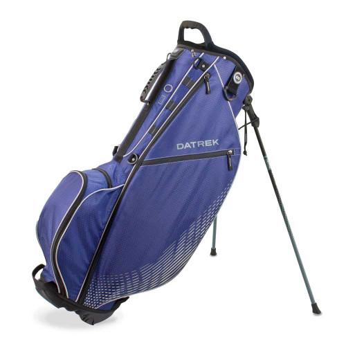 Datrek Go Lite Pro Golf Stand Bag Navy Silver