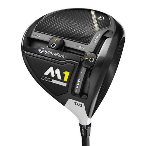 TaylorMade 2017 M1 Adjustable Driver - Right Hand