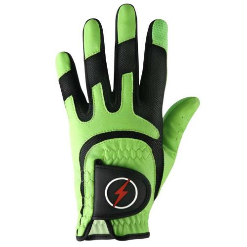 PowerBilt Men's One-Fit Golf Glove - Green