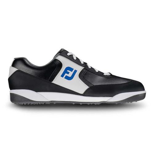 Mens Narrow Spikeless Golf Shoes