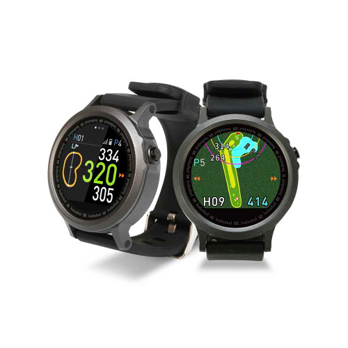 GolfBuddy WTX Smart Golf GPS Watch - Black