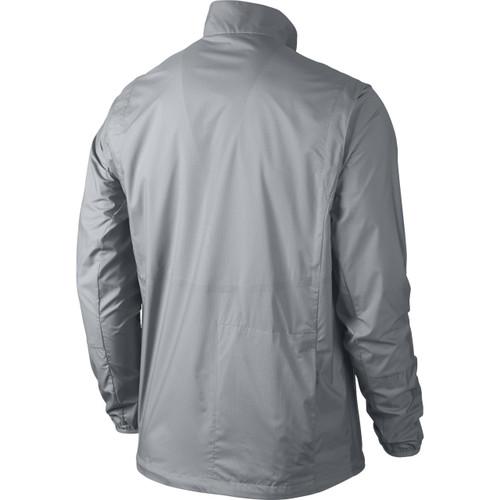 ... Nike Golf Hyperadapt Shield 2.0 Jacket - Wolf Grey/Anthracite/Reflective  Black