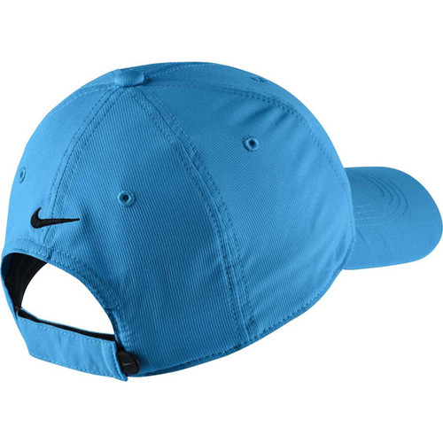Nike golf hats blue