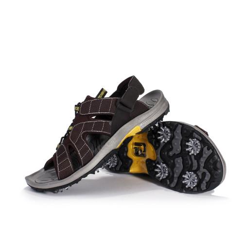 FootJoy Closeout GreenJoys Sandal Golf Shoes MANUFACTURER CLOSEOUT 45697 Brown