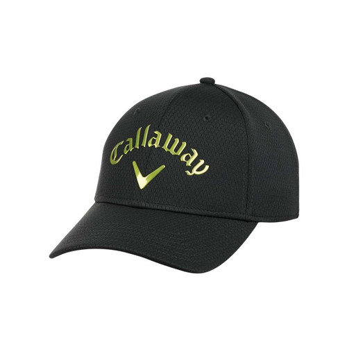 Callaway Golf 2016 Liquid Metal Adjustable Hat Charcoal
