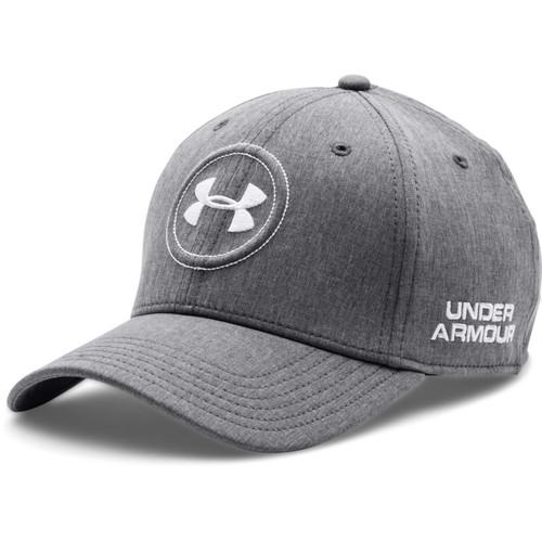 Under Armour Golf Men's Official Tour Cap - Charcoal/White