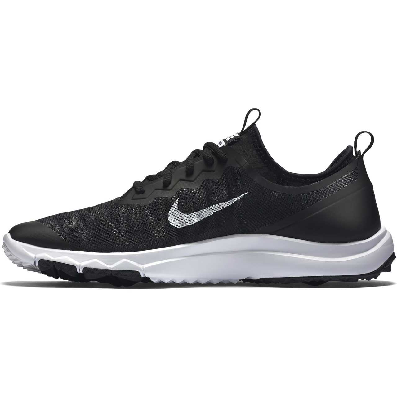 Nike Women Fi Bermuda - Black/White