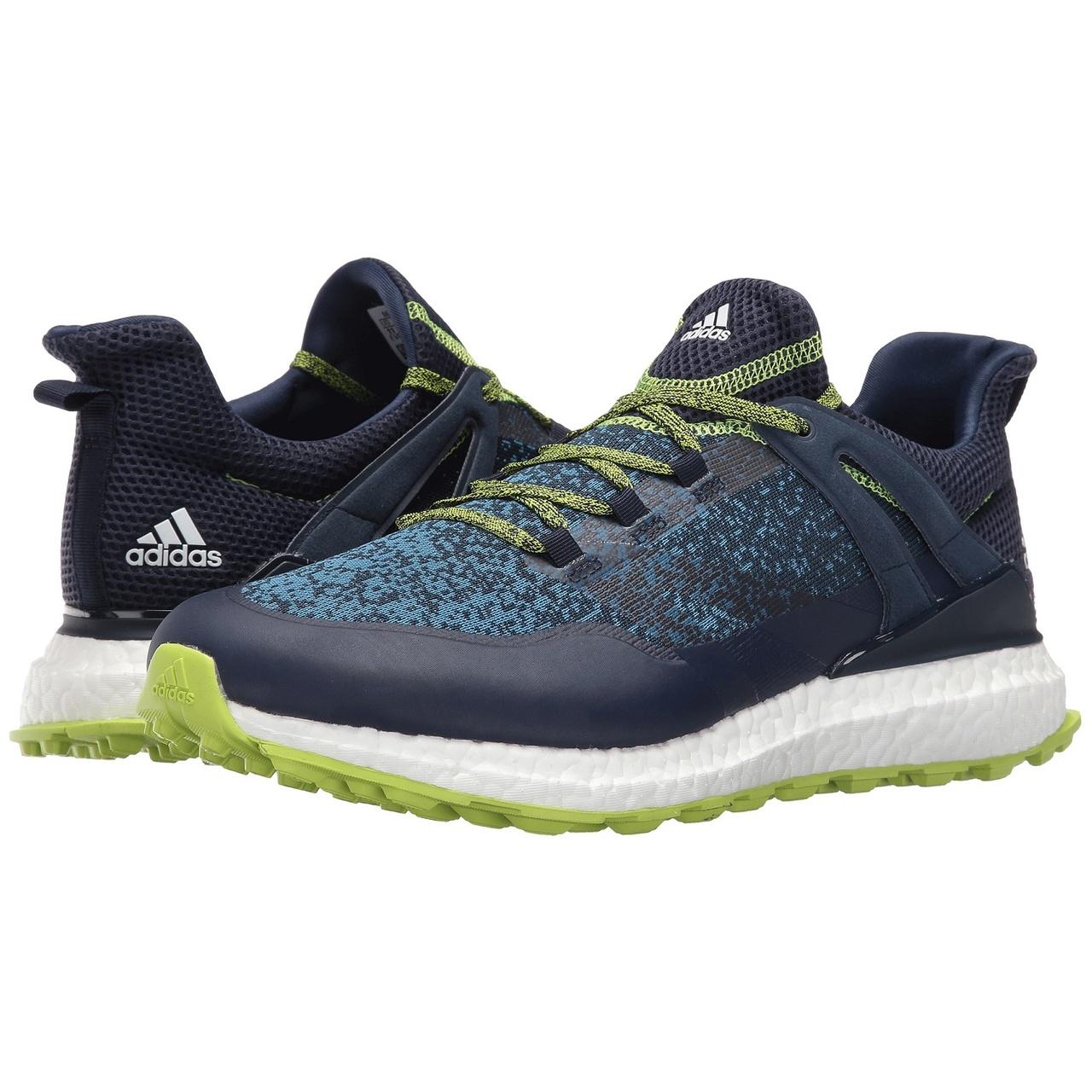 Adidas crossknit Boost hombres zapatos de golf sin tacos Collegiate Navy