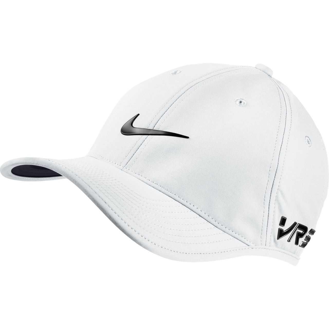 330bd1d2153 Nike Golf Ultralight Tour Legacy Cap New Vivid Blue Black - White Black