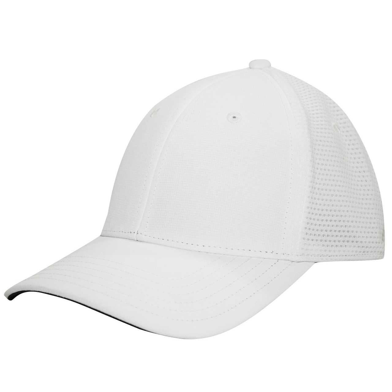 0f3a617939a TaylorMade Golf Custom Blank Tour Cage Hat - White