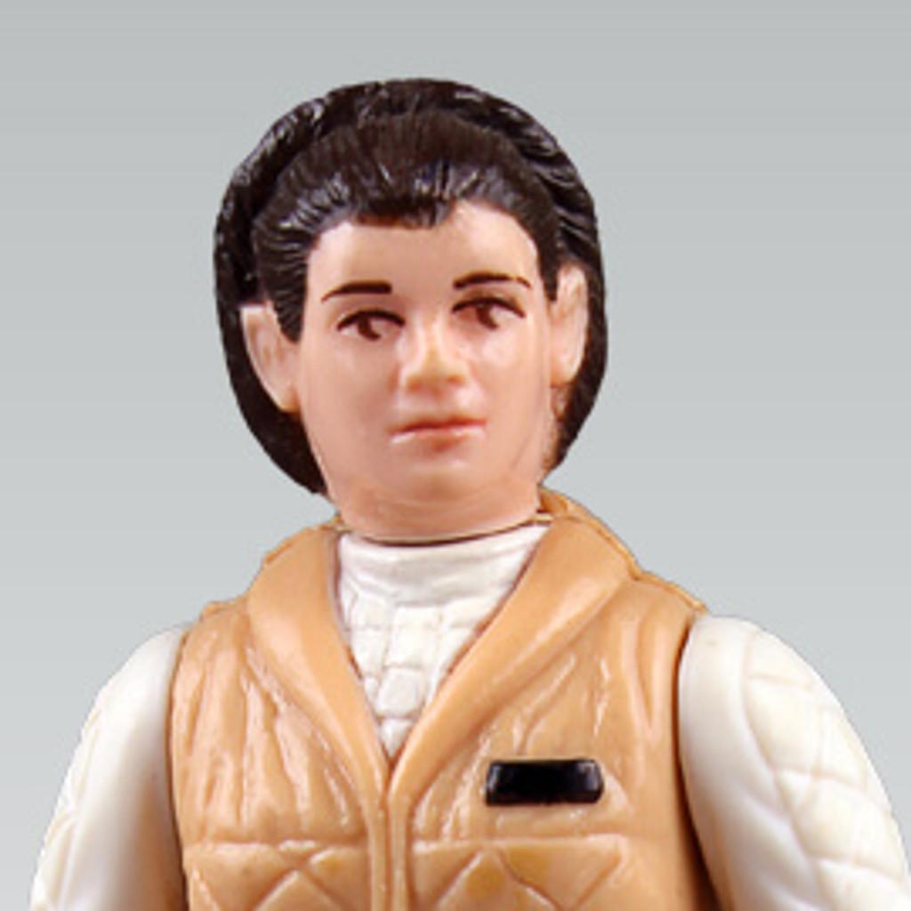 Leia (Hoth Outfit) Jumbo Figure