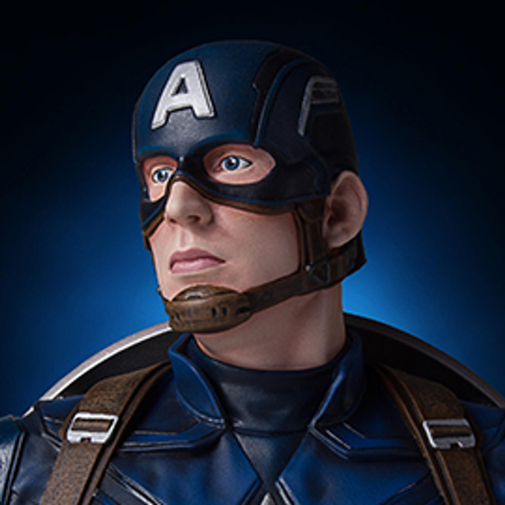 Captain America - Civil War Classic Mini Bust