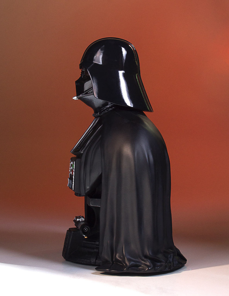 Darth Vader Star Wars 40th Anniversary Classic Mini Bust - 2017 Convention Exclusive