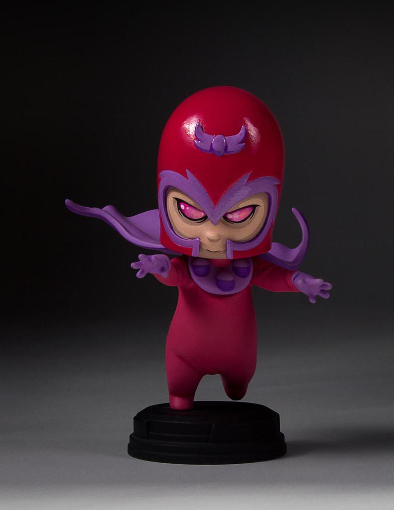 Magneto Animated Statue