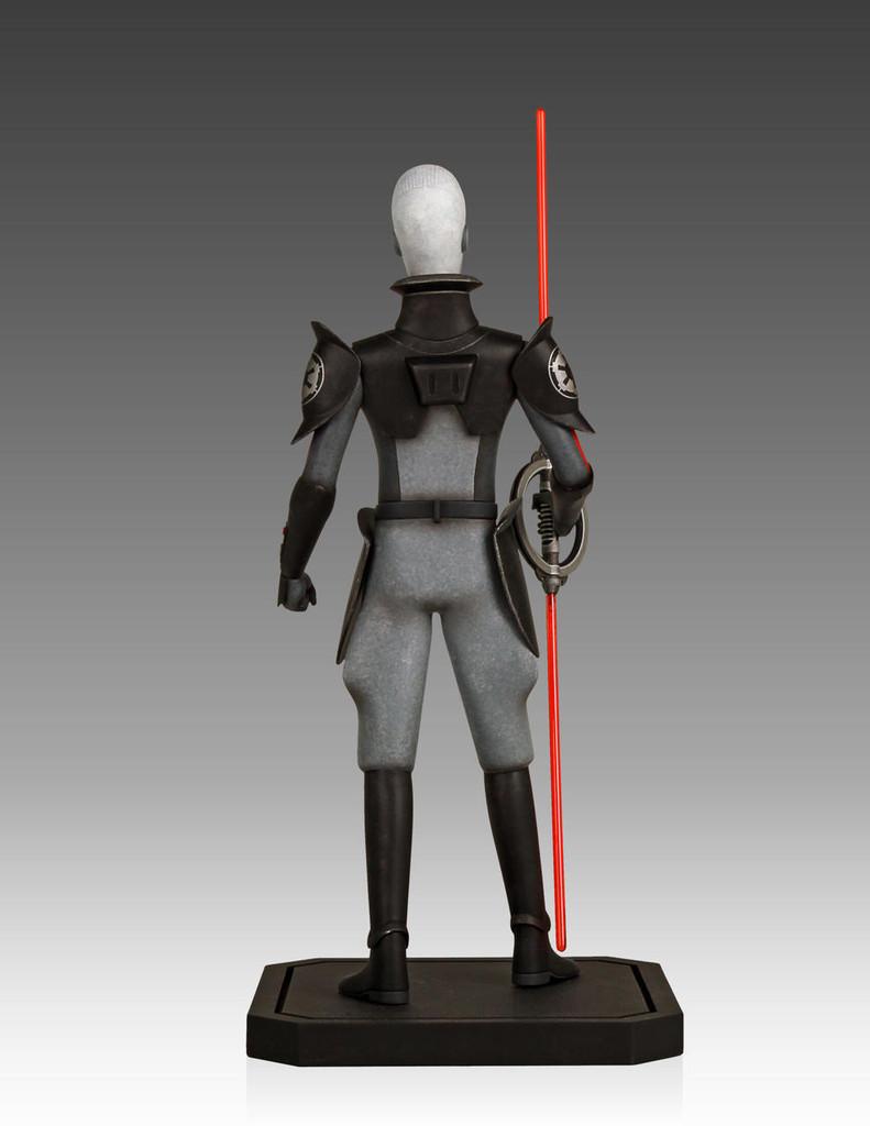 Inquisitor Maquette