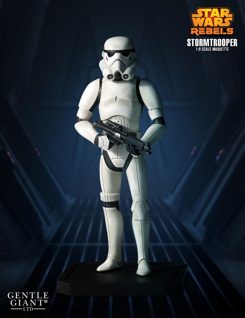 Stormtrooper (Rebels) Maquette