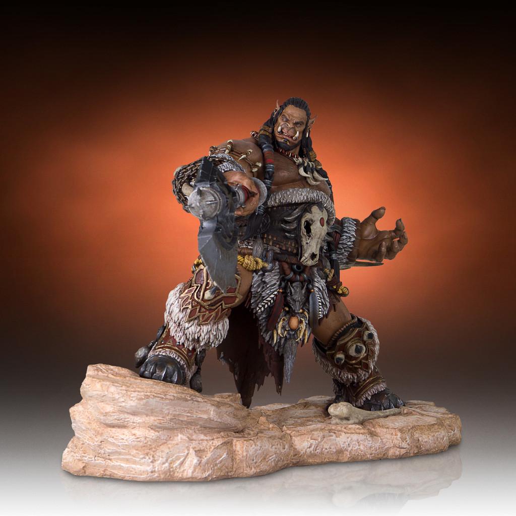 Warcraft Durotan Statue