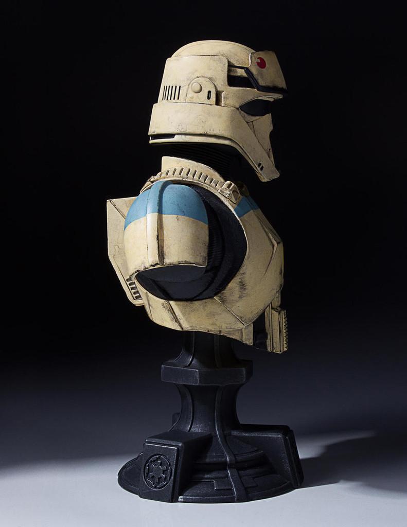 Shoretrooper Classic Mini Bust