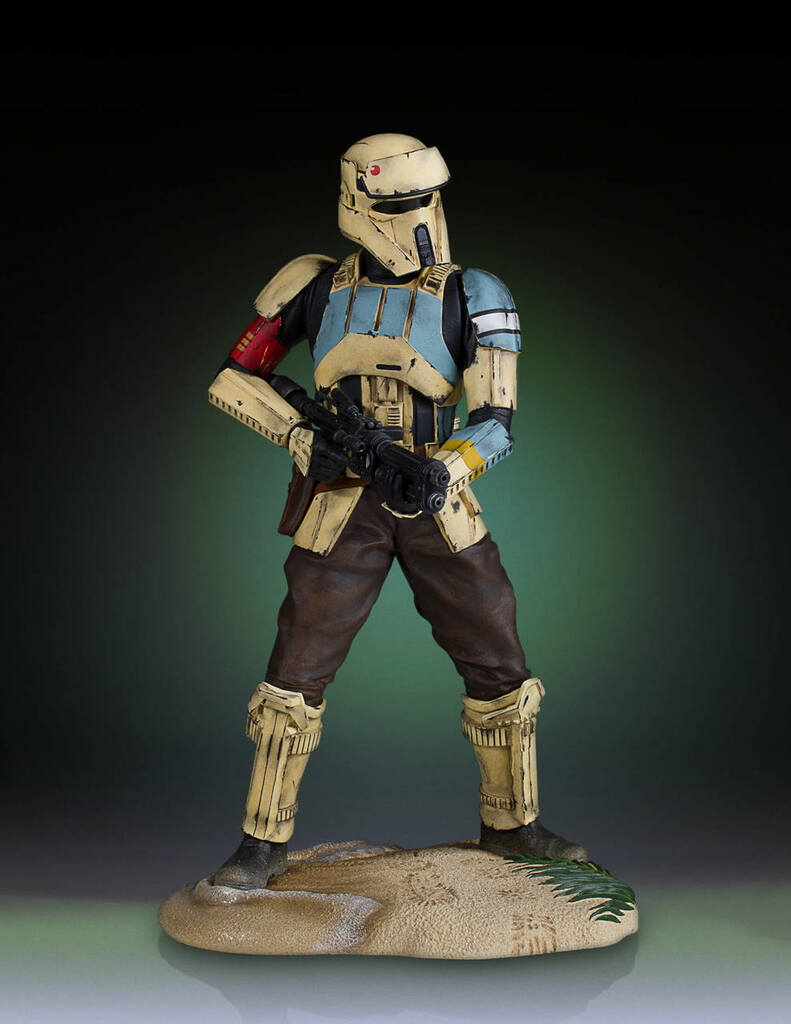 Shoretrooper Collectors Gallery Statue Thumbnail 5